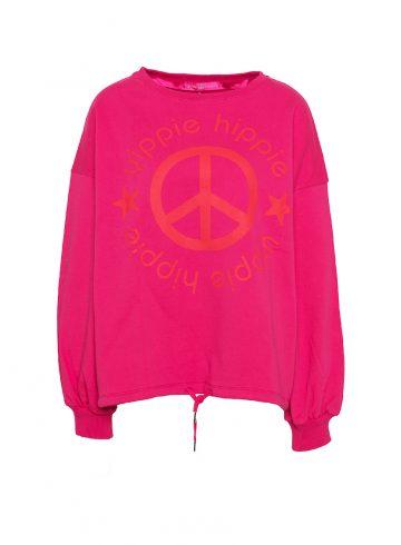 Sweatshirt | Yippie Hippie | W42-516
