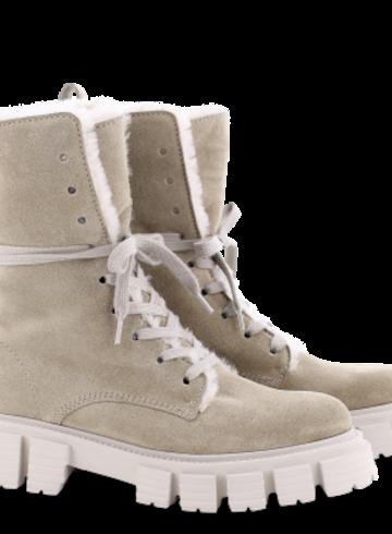 Schuhe | Kennel&Schmenger | Suede/Lammfell 61 35660.753